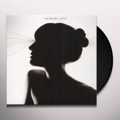 Feist REMINDER Vinyl Record