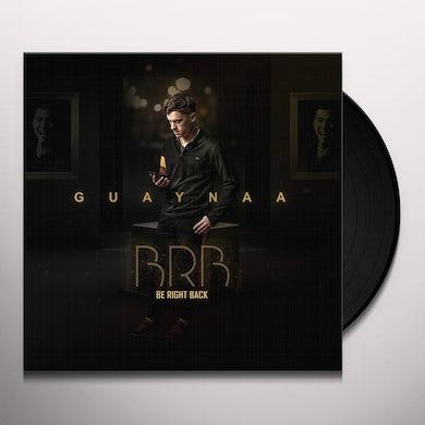 Guaynaa Brb Be Right Back Vinyl Record