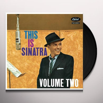 Frank Sinatra THIS IS SINATRA VOLUME TWO Vinyl Record