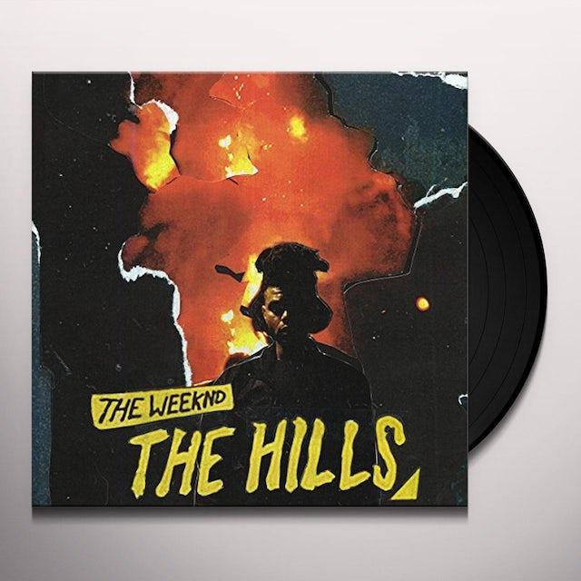 The Weeknd HILLS REMIXES Vinyl Record