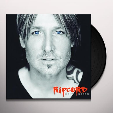Keith Urban RIPCORD Vinyl Record