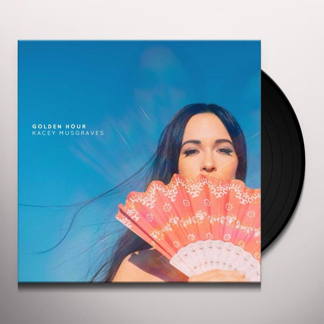 Kacey Musgraves GOLDEN HOUR Vinyl Record