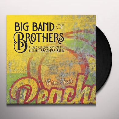 Big Band Of Brothers JAZZ CELEBRATION OF THE ALLMAN BROTHERS BAND Vinyl Record
