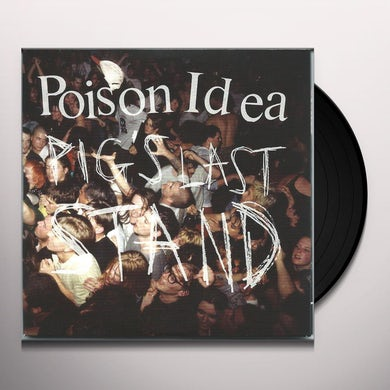 PIG'S LAST STAND Vinyl Record