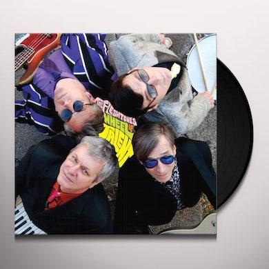 The Fleshtones WHEEL OF TALENT Vinyl Record