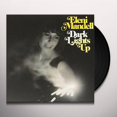 Eleni Mandell DARK LIGHTS UP Vinyl Record