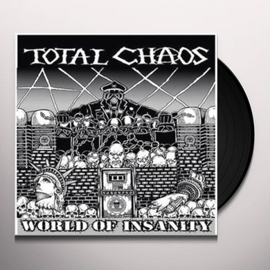 WORLD OF INSANITY Vinyl Record