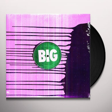 The Big Pink STAY GOLD Vinyl Record