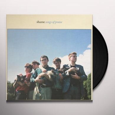 SONGS OF PRAISE Vinyl Record