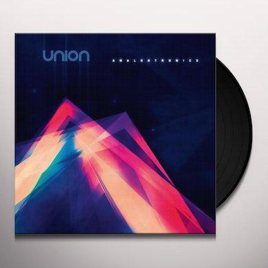 Union ANALOGTRONICS Vinyl Record