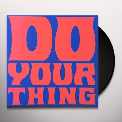 Isaac Hayes DO YOUR THING Vinyl Record