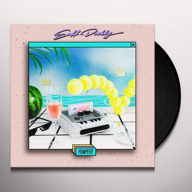 Suff Daddy POMPETTE Vinyl Record
