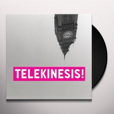 Telekinesis Vinyl Record - Digital Download Included