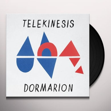 Telekinesis DORMARION Vinyl Record