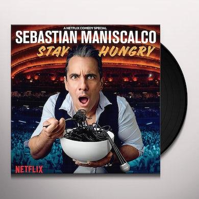Sebastian Maniscalco STAY HUNGRY Vinyl Record