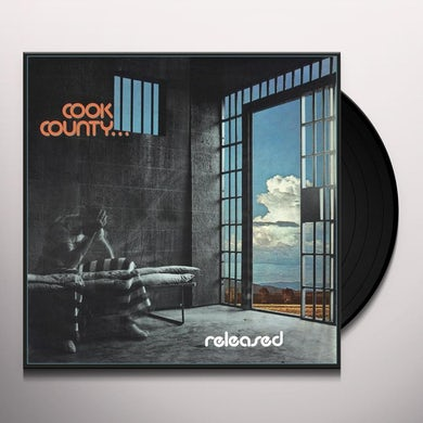 Cook County RELEASED Vinyl Record
