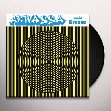 AKWASSA IN THE GROOVE Vinyl Record
