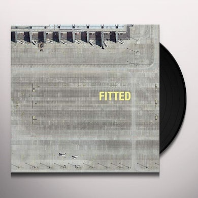 Fitted FIRST FITS (SILVER VINYL) Vinyl Record