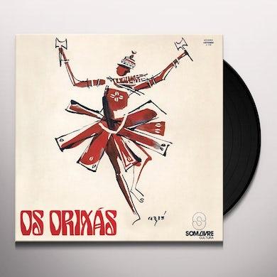 ELOAH OS ORIXAS Vinyl Record