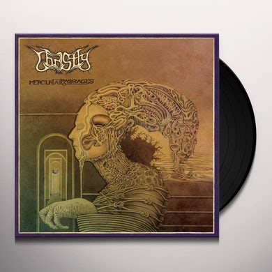 Ghastly MERCURIAL PASSAGES Vinyl Record