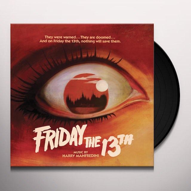 Harry Manfredini FRIDAY THE 13TH / O.S.T. Vinyl Record