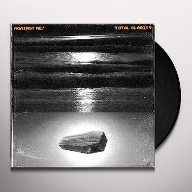 Against Me! TOTAL CLARITY Vinyl Record