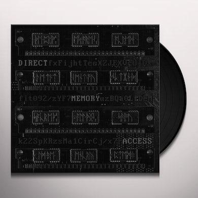 Master Boot Record  Direct Memory Access Vinyl Record