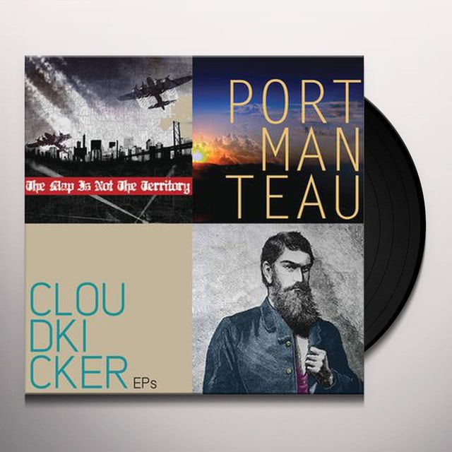 Cloudkicker EP'S Vinyl Record