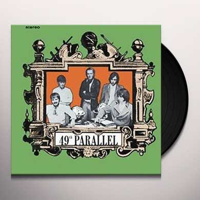 49Th Parallel SINGLES Vinyl Record