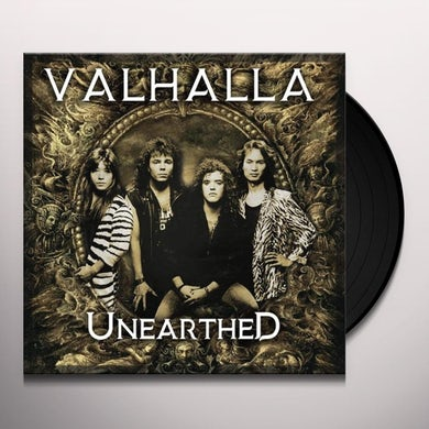 Valhalla UNEARTHED Vinyl Record