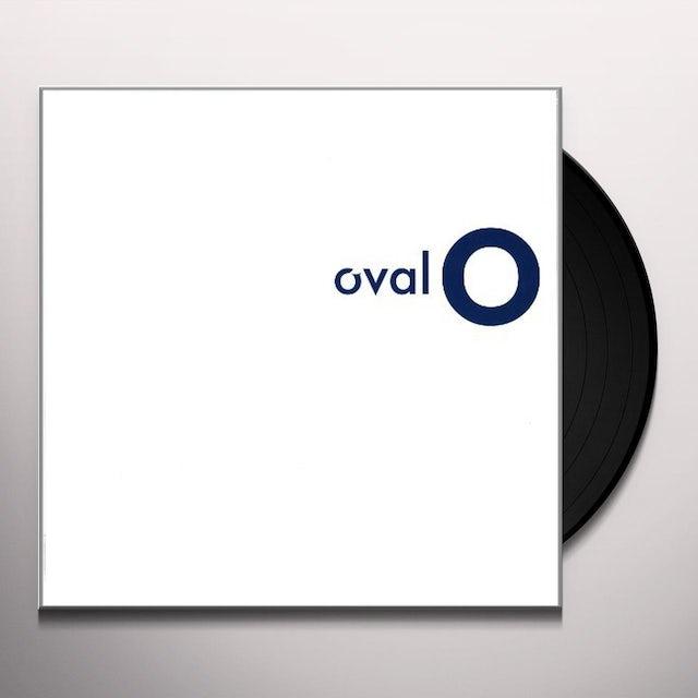 Oval O Vinyl Record