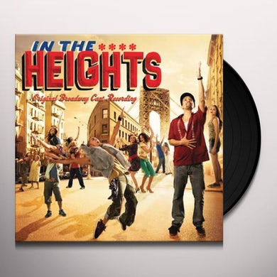 In The Heights (OCR) Vinyl Record