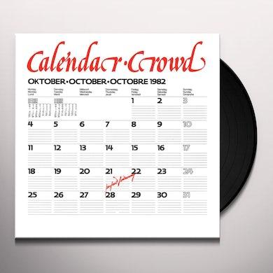 Calendar Crowd PERFECT HIDEAWAY Vinyl Record