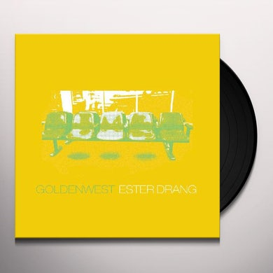 Ester Drang Goldenwest (Green/Smoke Swirl Vinyl) Vinyl Record