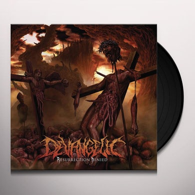 RESURRECTION DENIED Vinyl Record