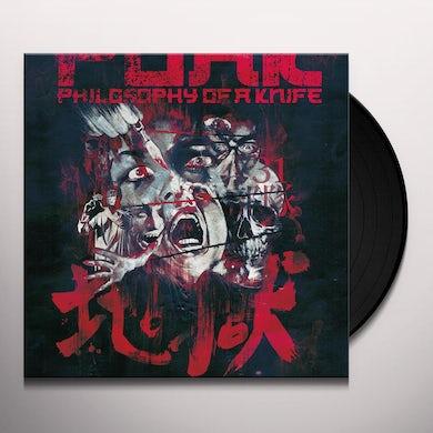 Andrey Iskanov & Alexander Shevchenko CHOICE CUTS FROM PHILOSOPHY OF A KNIFE Vinyl Record