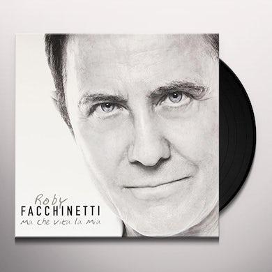 Roby Facchinetti MA CHE VITA LA MIA Vinyl Record