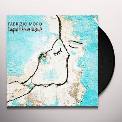 Fabrizio Moro CANZONI D'AMORE NASCOSTE Vinyl Record