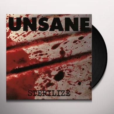 Unsane STERILIZE Vinyl Record
