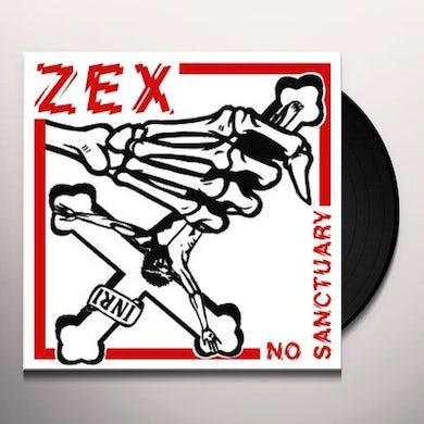 ZEX NO SANCTUARY / MORE TIME Vinyl Record
