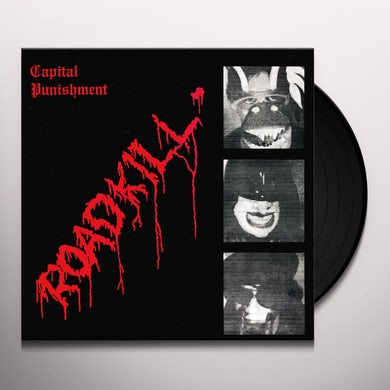 Capital Punishment ROADKILL Vinyl Record