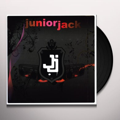 Junior Jack ROCKTRON LIFE Vinyl Record