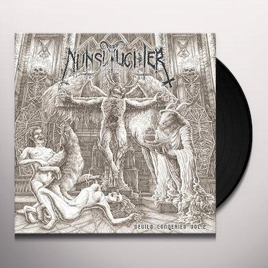 Nunslaughter DEVIL'S CONGERIES 2 Vinyl Record