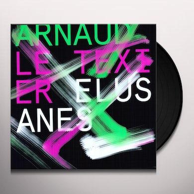 Arnaud Le Texier ELUSANES Vinyl Record