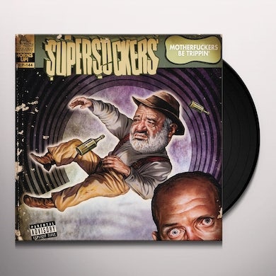 MOTHERFUCKERS BE TRIPPIN' Vinyl Record