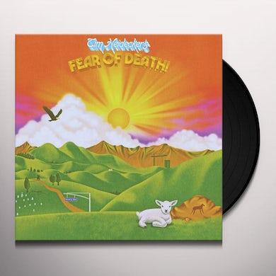 Tim Heidecker FEAR OF DEATH Vinyl Record