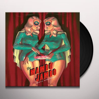 Los Mambo Jambo EXOTIC RENDEZVOUS Vinyl Record