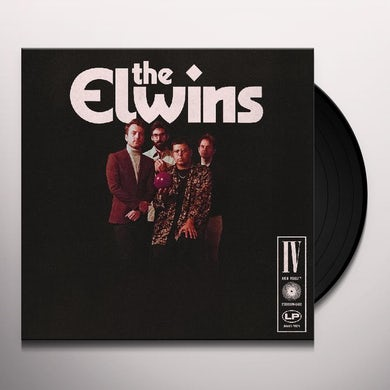 The Elwins Iv Vinyl Record