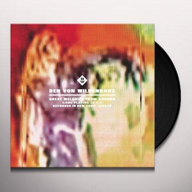 Benjamin Von Wildenhaus GREAT MELODIES FROM AROUND Vinyl Record