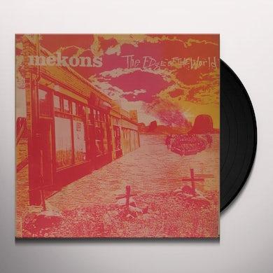 Mekons EDGE OF THE WORLD Vinyl Record